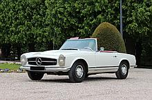 1964 Mercedes-Benz 230 SL cabriolet