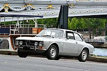 1972 Alfa Romeo 1300 GT Junior  No reserve