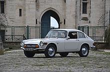 1969 Honda S 800 coupé
