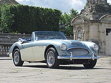 1965 Austin-Healey 3000 MkIII Phase 2