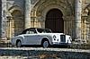 1953 Jaguar MkVII cabriolet Beutler prototype Salon de Paris