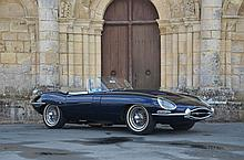 1962 Jaguar Type E 3,8 L Série 1 roadster  No reserve