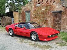 1976 Ferrari 308 GTS polyester prototype