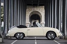 1958 Porsche 356 A cabriolet 1600