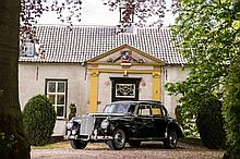 1956 Mercedes-Benz 300 C Adenauer
