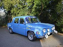 1967 Renault 8 Gordini 1300