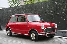 1967 Austin Mini Cooper S MKI 1275 cm3