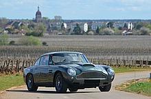 1960 Aston Martin DB4 Série 2