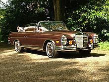1964 Mercedes-Benz 220 SE cabriolet