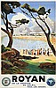 Lucien PERI (1880-1948)  Royan, de la verdure du soleil tous les sports, Lucien Peri, €800