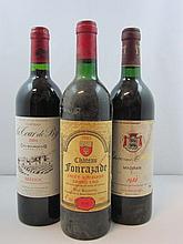 6 bouteilles 1 bt : CHÂTEAU LA TOUR DE BY 2004 CB Médoc
