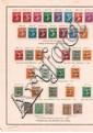 Préoblitérés - Surchargés quatre lignes et cinq lignes, n° 2, 8, 13, 15 et 16,  Poste-Paris et Postes-France. La plupart sans gomme...