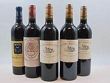 5 bouteilles 1 bt : CHÂTEAU PICHON LONGUEVILLE BARON 1998 2è GC Pauillac
