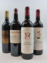 12 bouteilles 2 bts : CHÂTEAU BATAILLEY 2003 5è GC Pauillac