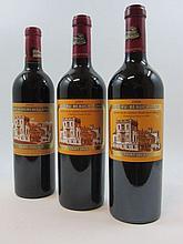 6 bouteilles 2 bts : CHÂTEAU DUCRU BEAUCAILLOU 2000 2è GC Saint Julien