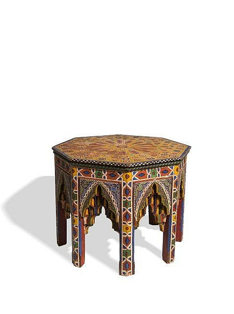 table basse marocaine en bois table basse en zellige pied en fer forg with table basse. Black Bedroom Furniture Sets. Home Design Ideas