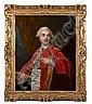 Louis-Michel Van Loo Toulon, 1707 - Paris, 1771 Portrait du fermier général Laurent Grimod de La Reynière Huile sur toile