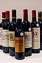 11 flacons  1 demi-bouteille : CHÂTEAU CANTENAC BROWN 2000 2è GC Margaux 1 bouteille : CHÂTEAU CHASSE SPLEEN 2000 CB Moulis 3 bo...