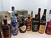 12 bouteilles 1 bt : WHISKY ABERLOUR 15 ans. Cuvée Marie d'Ecosse. Higland Single Malt. (43°, 70 cl) Etui d'origine Luxe avec 2 verre