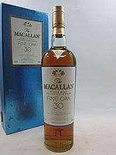 1 bouteille WHISKY 30 ans