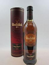 1 bouteille WHISKY  21 ans