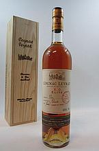 1 bouteille COGNAC LEYRAT Domaine de Chez Maillard XO Elite (70 cl - 41°) Caisse Bois
