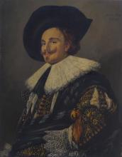 Frans Hals (1580 - 1666) The Laughing Cavalier Oil on Canvas