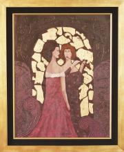 ALEXANDER  KHOMSKY Oil on Canvas, Listed