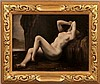 19th C Study - Mary Magdalene In the Cave by Lefebvre