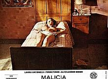 Sexy Laura Antonelli - Malicia Photo Lobby Card 1973