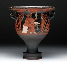 Greek Campanian Bell Krater - Ex-Charles Ede