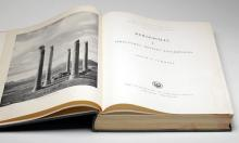 Important 1953 Book - Persepolis I, Schmidt