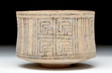 Indus Valley Pottery Cup
