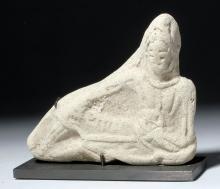 Etruscan Terracotta Banqueter Figure