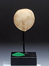 Ancient Anatolian Marble Star Gazer, Kilia Style