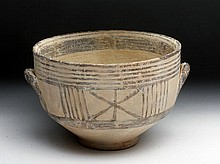 Fine Cypriot Terracotta Vessel