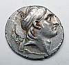 Ancient Greek Silver Tetradrachm - Demetrius I