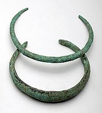 Another Pair of Roman Bronze Arm Bands