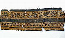 Egyptian Coptic Fabric Fragment