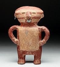 Rare Chinesco Male Standing Figure
