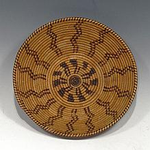Native American Apache Basket