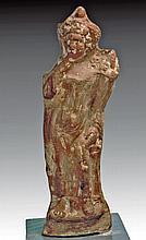 Egyptian Terracotta Harpokrates