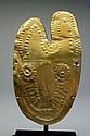 Paracas / Proto Nazca Gold Maskette