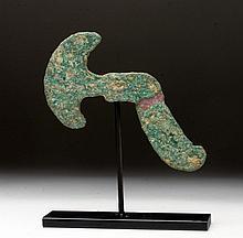 BMAC Bronze Axe Head - Asp Tang
