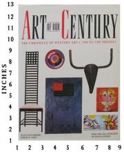 Museum Art Books Century Art Book 800 In Full Color Chagall, Calder, Dali, Ernst, Miro, Picasso