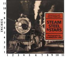Museum Art Books O Winston Link  Americans Last Steam Railroa Art Book Jacket 3Rd Printing
