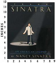 Museum Art Books Frank Sinatra American Legend 1995  Nancy Sinatra Art Book Jackof Family Photos