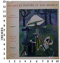 Dealer Liquidating Art Books Pablo Picasso - Picasso Le Peintre Et Son Modele 1965 Cercle D'Art