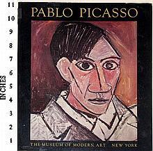Art Book Liquidation Sale Pablo Picasso The Museum Of Modern Art, Picasso Retrospective 1980 The Arts S