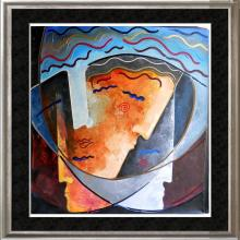 Figurative Abstract Modern Art ORIGINAL Canvas Paintings Low & NO RESERVE Dealer Art Auction CONTEMPORARY & Transitional